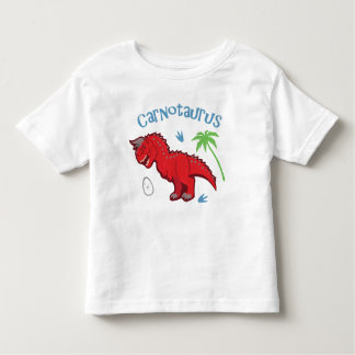 Carnotaurus bonito tshirts