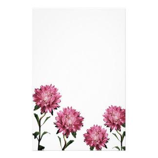 Caro papel de nota cor-de-rosa dos ásteres papelaria