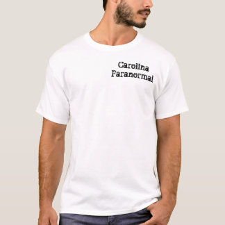 Carolina Paranormal - fantasma Camiseta