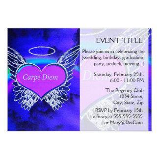 Carpe Diem Convites Personalizado