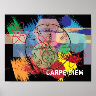 Carpe Diem -- poster da arte