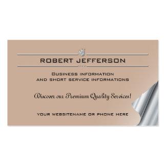 Carpintaria do artesanato da silvicultura da padar cartão de visita