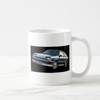 Carregador Turbo de Dodge Caneca De Café