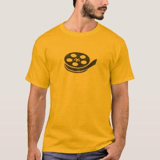 Carretel de filme camiseta