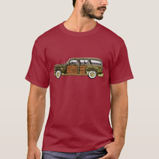 Carrinha da cidade 1949 & do país de Chrysler Camiseta