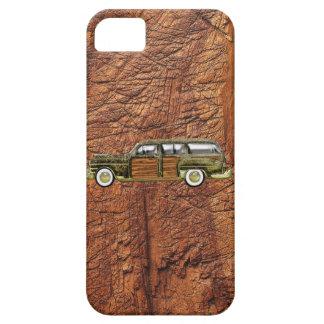 Carrinha da cidade 1949 & do país de Chrysler Capa Barely There Para iPhone 5