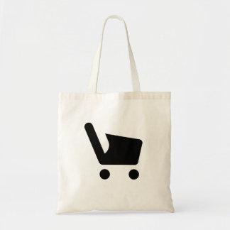 Carrinho de compras bolsas