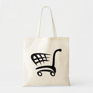 Carrinho de compras bolsa