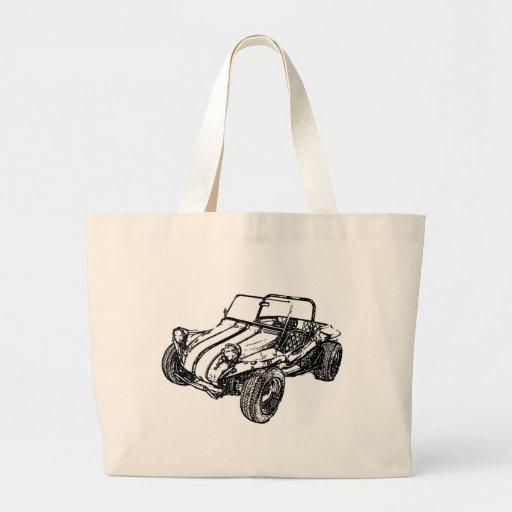 Carrinho de duna bolsas