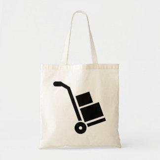 Carrinho de mão do saco bolsa tote