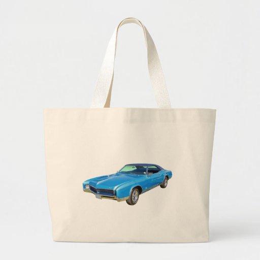 Carro 1967 do músculo de Buick Riviera Bolsa Para Compras