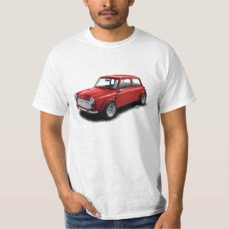 "Carro 1969 ""mini Ca do vintage clássico de Mini Camiseta"