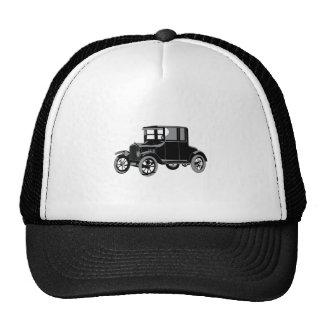 Carro antigo boné