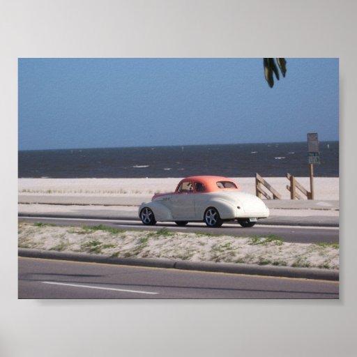 Carro antigo posters