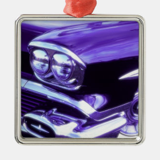 Carro clássico: Chevrolet 1958 Enfeites De Natal