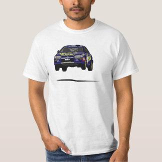 Carro Colin McRae 555 da reunião de Subaru Impreza Camiseta