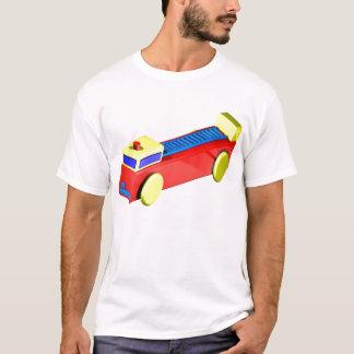 Carro de bombeiros camiseta