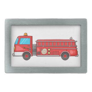 Carro de bombeiros/motor dos desenhos animados