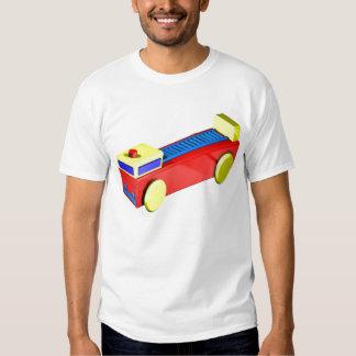 Carro de bombeiros tshirt