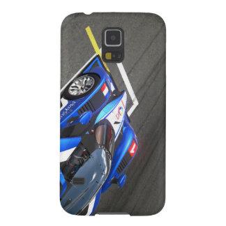 Carro de corridas do jogo de Gran Turismo Capa Para Galaxy S5