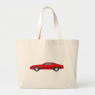 carro de esportes de Camaro do anos 80: modelo 3D: Bolsa Para Compra