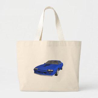 carro de esportes de Camaro do anos 80 modelo 3D Bolsa