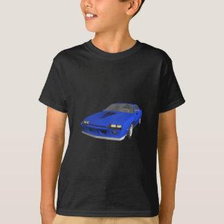 carro de esportes de Camaro do anos 80: modelo 3D: Camiseta