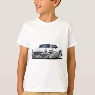 Carro do branco do século de Buick Camiseta