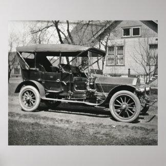 Carro velho pôsteres
