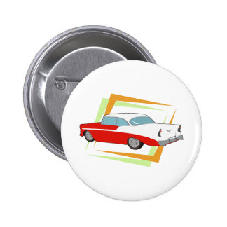 Carro vintage boton