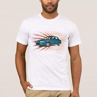 Carro vintage camiseta