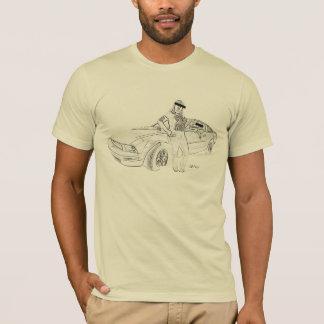 Carros Camiseta