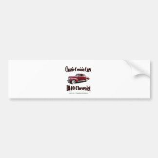 Carros clássicos de Cruisin Chevrolet 1940 Adesivo Para Carro
