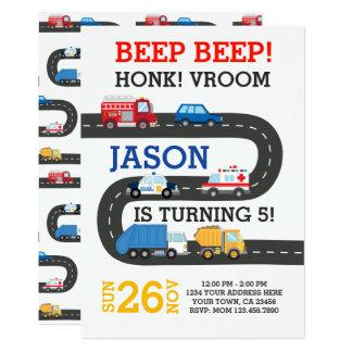 Carros convite da cidade, 100% customizável