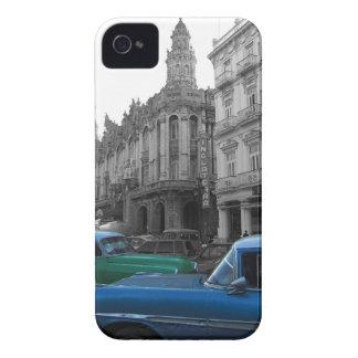 Carros cubanos 1 capa para iPhone 4 Case-Mate