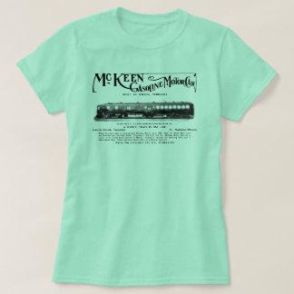 Carros de motor 1911 da gasolina de McKeen Camiseta