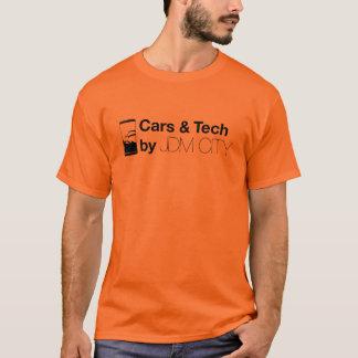 Carros e tecnologia pela cidade de JDM Camiseta