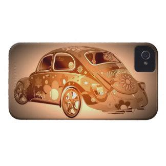 carros velhos capa para iPhone 4 Case-Mate