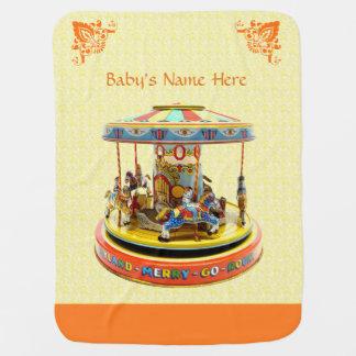 Carrossel Manta Para Bebe