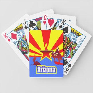 Carta De Baralho Arizona