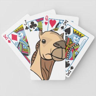 Carta De Baralho Cabeça do camelo