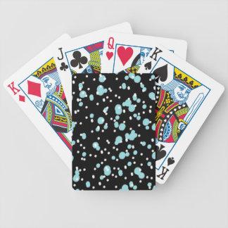 CARTA DE BARALHO CHIQUE QUE JOGA PONTOS DE CARDS_AQUA/WHITE NO