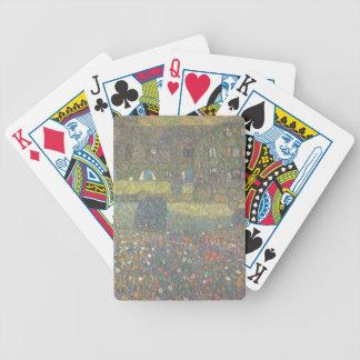Carta De Baralho Gustavo Klimt - casa de campo pela arte de