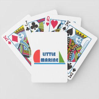 Carta De Baralho little marina