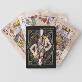 Carta De Baralho Os cartões de jogo do póquer de Bicycle® do