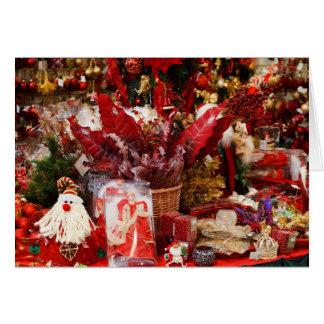 Cartão გილოცავთშობა! Feliz Natal no wf Georgian