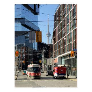 Cartão 003 de Toronto do trânsito - rei o