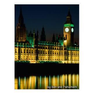 cartão 03 ben grande de Londres