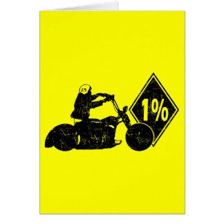 Cartão 0413032011 aflição do motociclista 1%