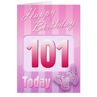 Cartão 101st Excelente-Tia feliz Mamã da avó do